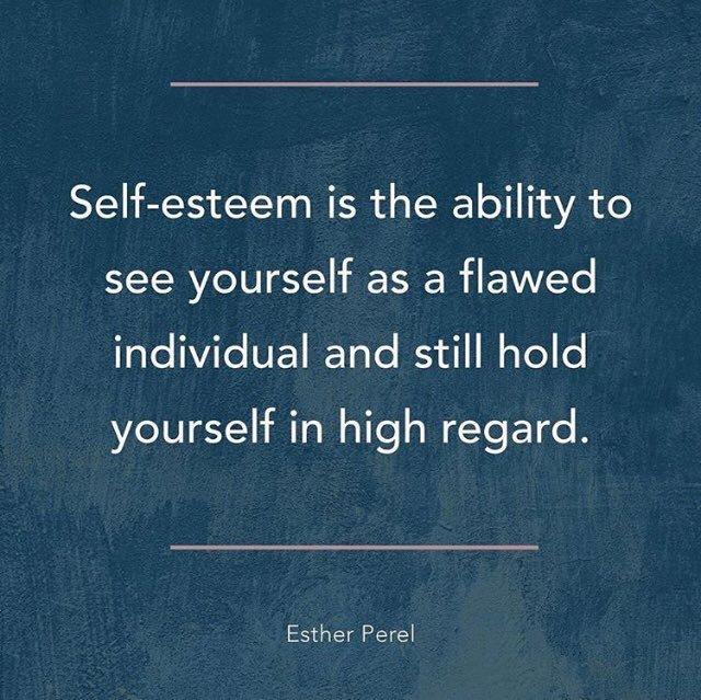 Esther Perel: Self-esteem | Quite a Quote!